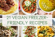 Easy Vego Recipes for families