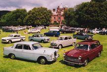 Souvenirs automobiles... / Des voitures qui, pour toutes sortes de raisons, font partie de mes souvenirs