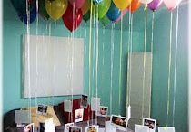 Birthday & Party Ideas / by Eileen McNabb