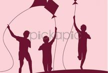 Makar Sakranti With Kites / Enjoy the fun and Frolic of Makar Sakranti with these amazing Kite Vectors Custom Made for your Desi Designs http://www.pickapic.in/search.php?page=1&ipp=20&c=7&sc=28&hcid=1c383cd30b7c298ab50293adfecb7b18