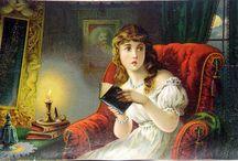 femmes lisant