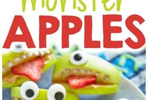 Monster Party Ideas / Monster party ideas for decorations, food, planning, activities, etc.