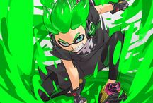 cool splatoon