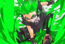 cool splatoon