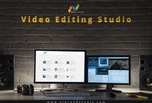 Video Editing Studio