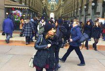 From Milán to Milano / Os dejo el primer post de mi escapada por la capital de la moda: From Milán to Milano con un #lookpropuesta dónde el protagonista es un calentito y cómodo turbante http://www.laprincesarosa.com/ent…/from-milan-to-milano.html #puente #moda #capitaldelamoda #lujo #glamour #bloggermoment #shopping #duomo #botas #turbante #biker #burgundy #frio #comodidad #tendencia #bloggermoment #laprincesarosa