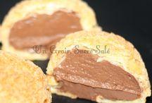 Choux chocolat