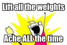 Fitness Memes / A bit of fun!