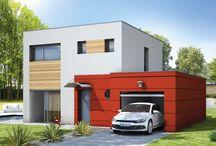 """Maisons """" Les Architecturales"""""""