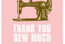 thank you sew much