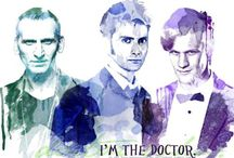 Dr Who / by Deanne Jacobs