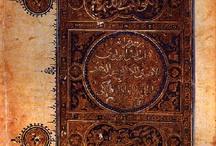 Art - Arabic/Islamic Manuscripts & Illuminations / by Arabbella