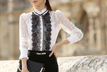 elegant shirts for women