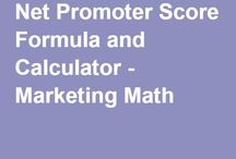 Marketing Math Formulas / Marketing math formulas and calculators to help you easily calculate your marketing metrics. Learn more at MarketingBinder.com