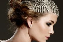 Wedding Headpieces / An assortment of various types of headpiece ideas for weddings.