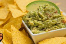 Entrantes / Guacamole - nachos - snacks - food - barcelona - restaurant - burger bar
