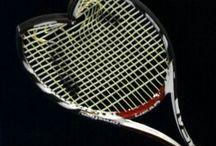 Tenis / rakiety