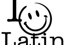Homeschooling - Latin / Amo, Amas, Amat