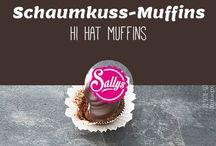 Rezepte: Muffins & Cupcakes / Rezepte für klassische Muffins & Cupcakes - süß & herzhaft .