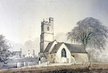 Places : Somerset / Places ancestors lived and worked.