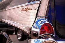 Vintage Cars Retro