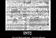 Personality Types / MBTI, Enneagram, psychology