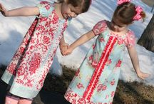 Would like to sew / I can't sew yet but want to learn. Have visions of making pretty little dresses for my 3 little girls :-)