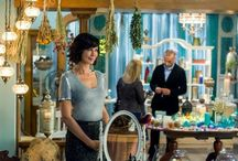 "Cassie´s magic world / Decor, outfits and charms from ""The good witch"" Hallmark movies"