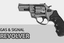 Gas and Signal Revolver / Zoraki