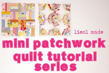 Quilt It ~Tutorials / by Janet Betts