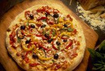 Pizzas y sandwiches