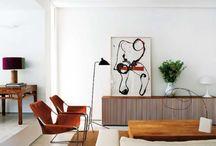 MId Century Modern Interiors