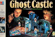 Retro/Vintage Board Games I Own