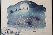 Christmas Cards - Inspiration