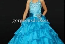 Pageant Dresses for my Jadey! / by Ryan Gheen