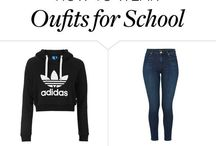 Clothes for school