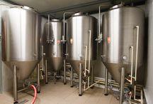 Technológia výroby / Technológia výroby nášho vlastného nepasterizovaného piva Patrón