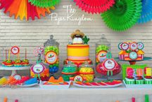 Fiesta de dulces
