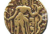 Coins of Skandagupta (Kramaditya) / Story behind the coins of Skandagupta (Kramaditya)