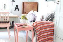 Decoración de interiores / Tutoriales paso a paso e ideas de decoración de interiores. Haz de tu casa un templo de la decoración.