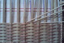 Pletení z papíru-návody