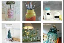 DIY Bottles and Jars