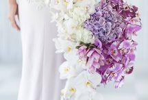 Wedding bouquets and flower arrangements / Impressive wedding bouquets and floral arrangements