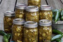 canning ideas/recipes