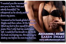 Archangels Series / Paranormal Romance - Archangels Series is a spin off series from the award winning YA Series The Kasadya Hellhound Series.
