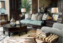 Colonial Style - för lägenheten