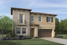 Highlands East by Toll Brothers / Highlands East features luxury single-family homes with spacious floor plans designed with indoor/outdoor living spaces and is within walking distance to parks and amenities including The Grove.