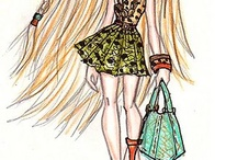 Bratz Fashion Drawing