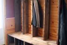 Entryway / by Alanna Bentham