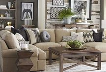 Living room ideas / by Michelle Nixon